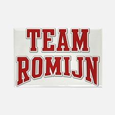 Team Romijn Personalized Custom Rectangle Magnet