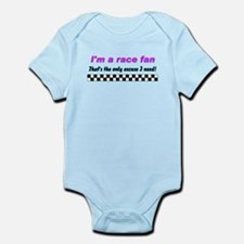 girlracefanexcuse Body Suit