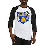 Sanders Family Crest Baseball Jersey