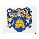 Sanders Family Crest Mousepad