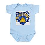 Sanders Family Crest Infant Creeper