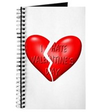 I Hate Valentine's Day Journal