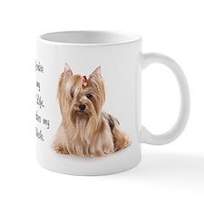 She's my Yorkie Mug