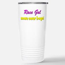 Cool F1 stockcars Travel Mug