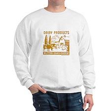 Dairy Products Sweatshirt