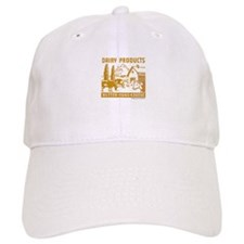 Dairy Products Baseball Cap
