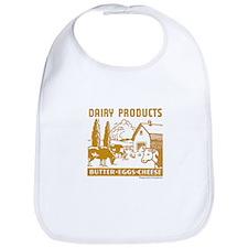 Dairy Products Bib