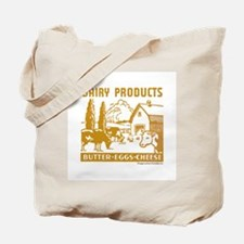 Dairy Products Tote Bag