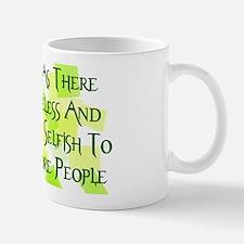 Stop Overpopulation Mug