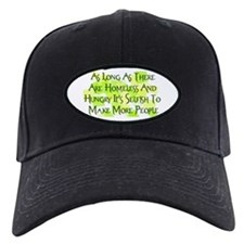 Stop Overpopulation Baseball Hat