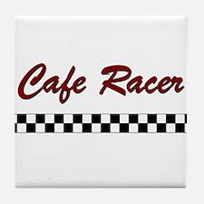 Cafe Racer Tile Coaster