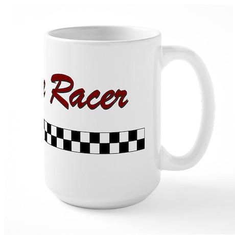 Cafe Racer Large Mug