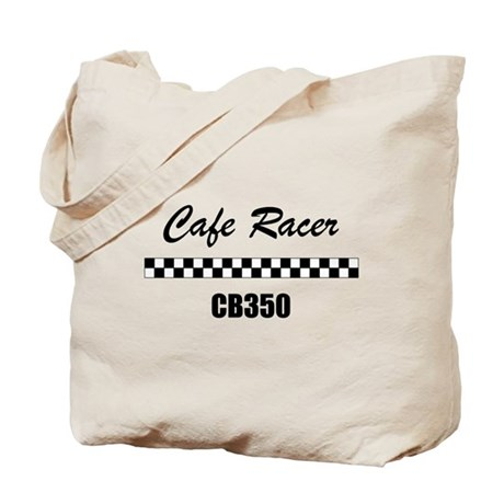 Cafe Racer CB350 Tote Bag