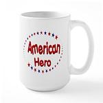 American Hero Large Mug