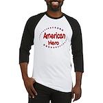 American Hero Baseball Jersey