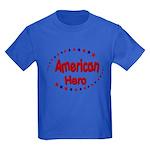 American Hero Kids Dark T-Shirt