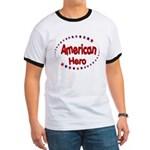 American Hero Ringer T