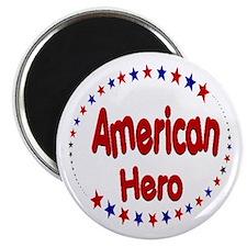 """American Hero 2.25"""" Magnet (10 pack)"""