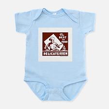 Best In Food Delicatessen Infant Creeper