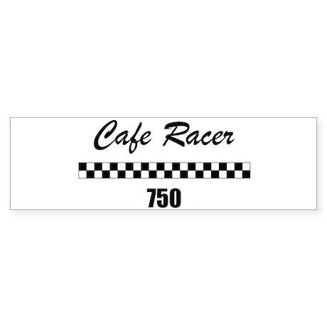 Cafe Racer 750 Bumper Sticker