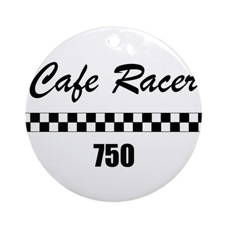 Cafe Racer 750 Ornament (Round)