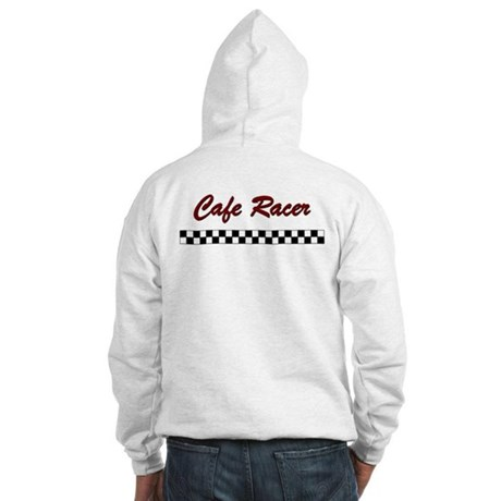 Cafe Racer Hooded Sweatshirt
