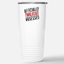 Twilight Obsessed Travel Mug