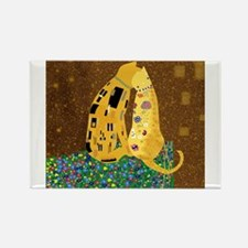 Klimts Kats Magnets