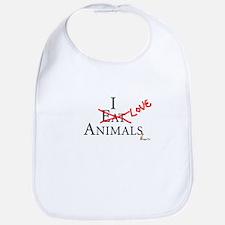 Unique Veganism Bib
