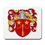 Schut Family Crest Mousepad