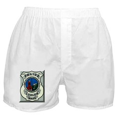 Ludlow Police Boxer Shorts