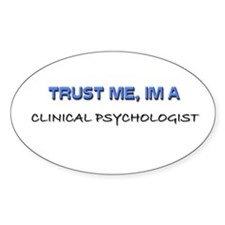Trust Me I'm a Clinical Psychologist Decal