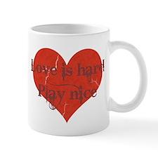Cute A kind hearted woman Mug