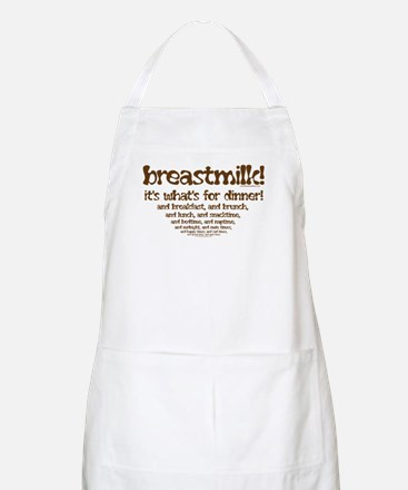 What's for Dinner BBQ Apron