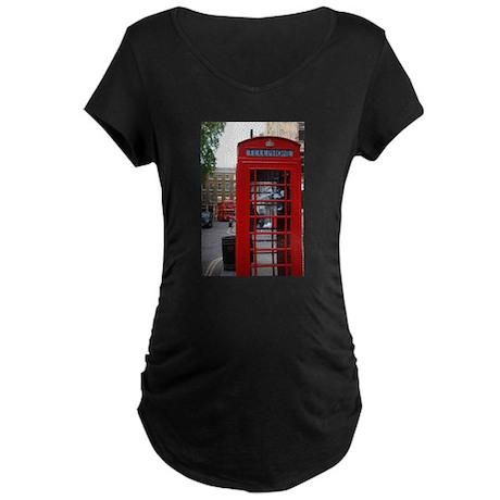London Maternity Dark T-Shirt