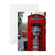 London Greeting Cards (Pk of 10)