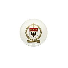 JOHNSON Family Crest Mini Button (10 pack)