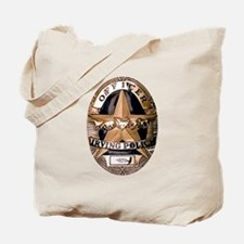 Irving Police Tote Bag