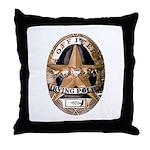 Irving Police Throw Pillow