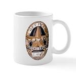 Irving Police Mug