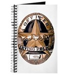 Irving Police Journal