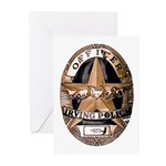 Irving Police Greeting Cards (Pk of 10)