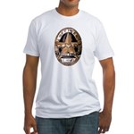 Irving Police Fitted T-Shirt