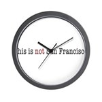 this is not Wall Clock