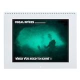 Diving Calendars