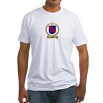 GARAULT Family Crest Fitted T-Shirt