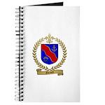 GARAULT Family Crest Journal
