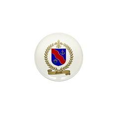 GARAULT Family Crest Mini Button (10 pack)