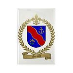 GARAULT Family Crest Rectangle Magnet (100 pack)