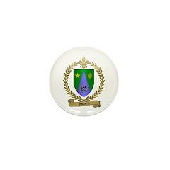 GAUDETTE Family Crest Mini Button (10 pack)